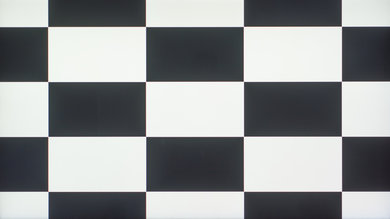 LG UH9500 Checkerboard Picture