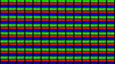 Sony W650D Pixels Picture