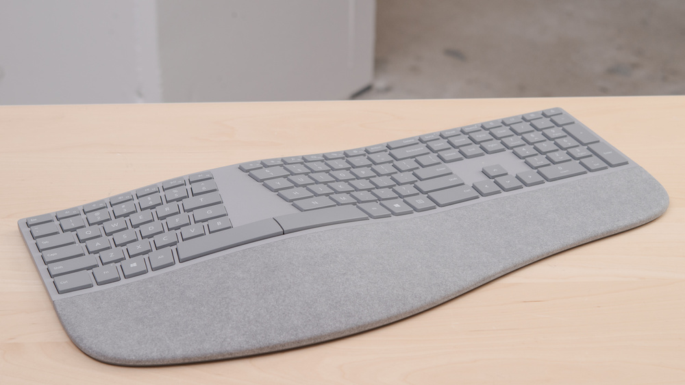 Microsoft Surface Ergonomic Keyboard Picture