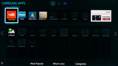 Samsung H7150 Smart TV