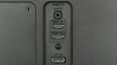LG 27UD58-B Inputs 1