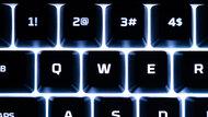 HyperX Alloy Core RGB White Shot