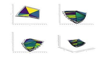 BenQ EX2780Q 2020 Color Volume ITP Picture