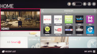 LG LF6100 Smart TV Picture