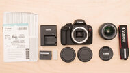 Canon EOS Rebel T7 / EOS 2000D In The Box Picture