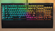 Corsair K95 RGB PLATINUM XT Backlighting Picture