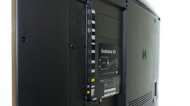 Samsung H8000 Side Inputs