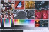 HP Color LaserJet Enterprise M553dn Side By Side Print/Photo