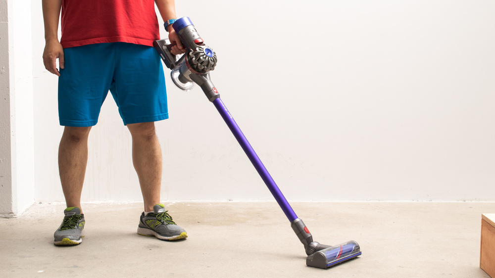 Dyson V8 Animal Review Rtings