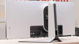 Dell Alienware AW3821DW Back Picture
