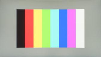 MSI Optix G27CQ4 Color Bleed Vertical