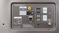 LG SK8000 Rear Inputs Picture