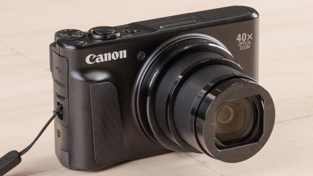 Canon PowerShot SX740 Picture