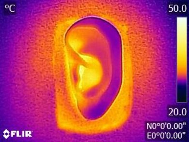 Grado SR60e Breathability After Picture