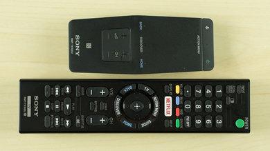Sony X900C Remote Picture