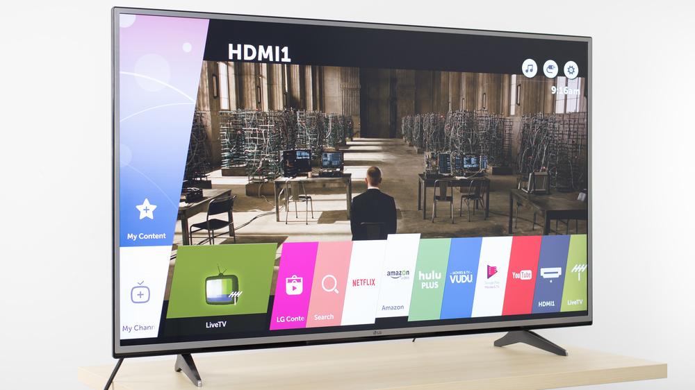 LG UH6150 Design Picture