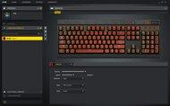 Corsair K70 RAPIDFIRE Software Picture