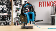 Logitech G430 Gaming Headset Design Picture