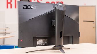 Acer Predator XB273U GXbmiipruzx Back Picture