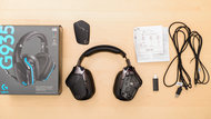 Logitech G935 Wireless Gaming Headset In the box Picture