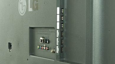 LG LB5800 Side Inputs