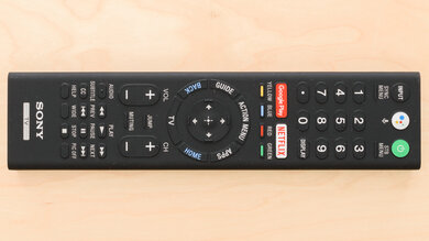 Sony Z9F Remote Picture