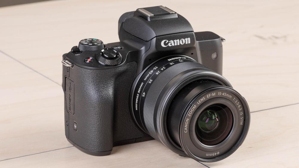Canon EOS M50 Picture
