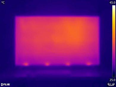 LG LJ5500 Temperature picture
