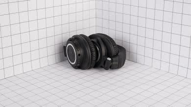 Audio-Technica ATH-M50xBT Portability Picture