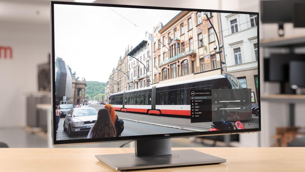 Dell U2518D Design Picture