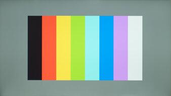 MSI Optix MAG161V Color Bleed Vertical
