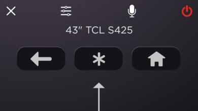 TCL 4 Series/S425 2019 Remote App Picture