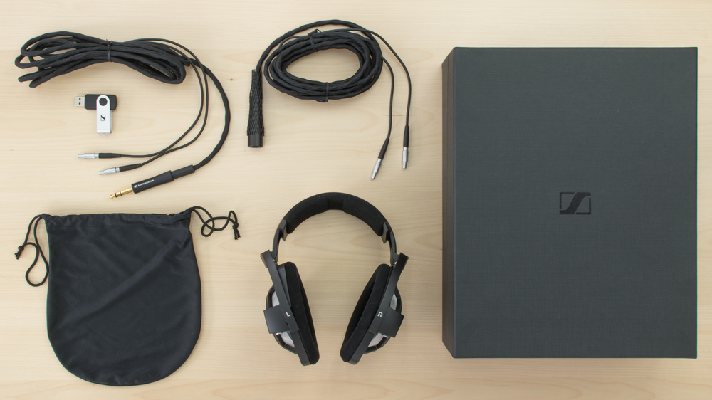 Sennheiser HD 800 S In the box Picture