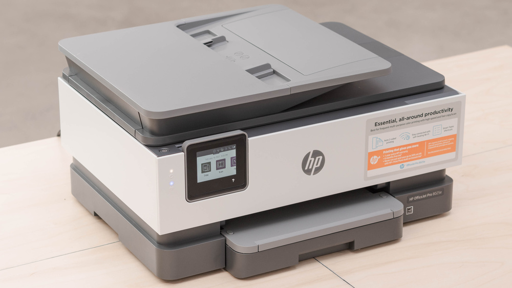 HP OfficeJet Pro 8025e Picture