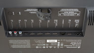 Sennheiser AMBEO Soundbar Physical inputs bar photo 1