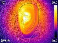 Razer Kraken V3 X Breathability After Picture