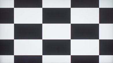 Sony X800E Checkerboard Picture
