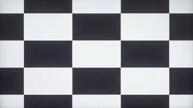 Sony X800E Checkerboard Picture