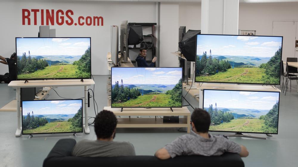 Element Amazon Fire TV Group Shot Picture