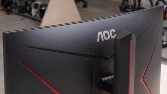 AOC CQ27G2 Build Quality Picture