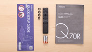 Samsung Q70/Q70R QLED In The Box Picture