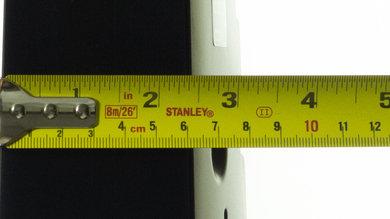 Sony W850B Thickness