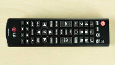 LG LF6000 Remote Picture