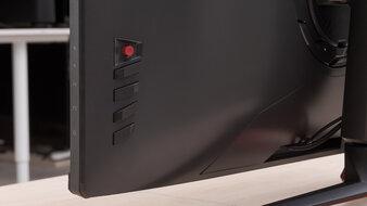 ASUS ROG Strix XG279Q Controls Picture