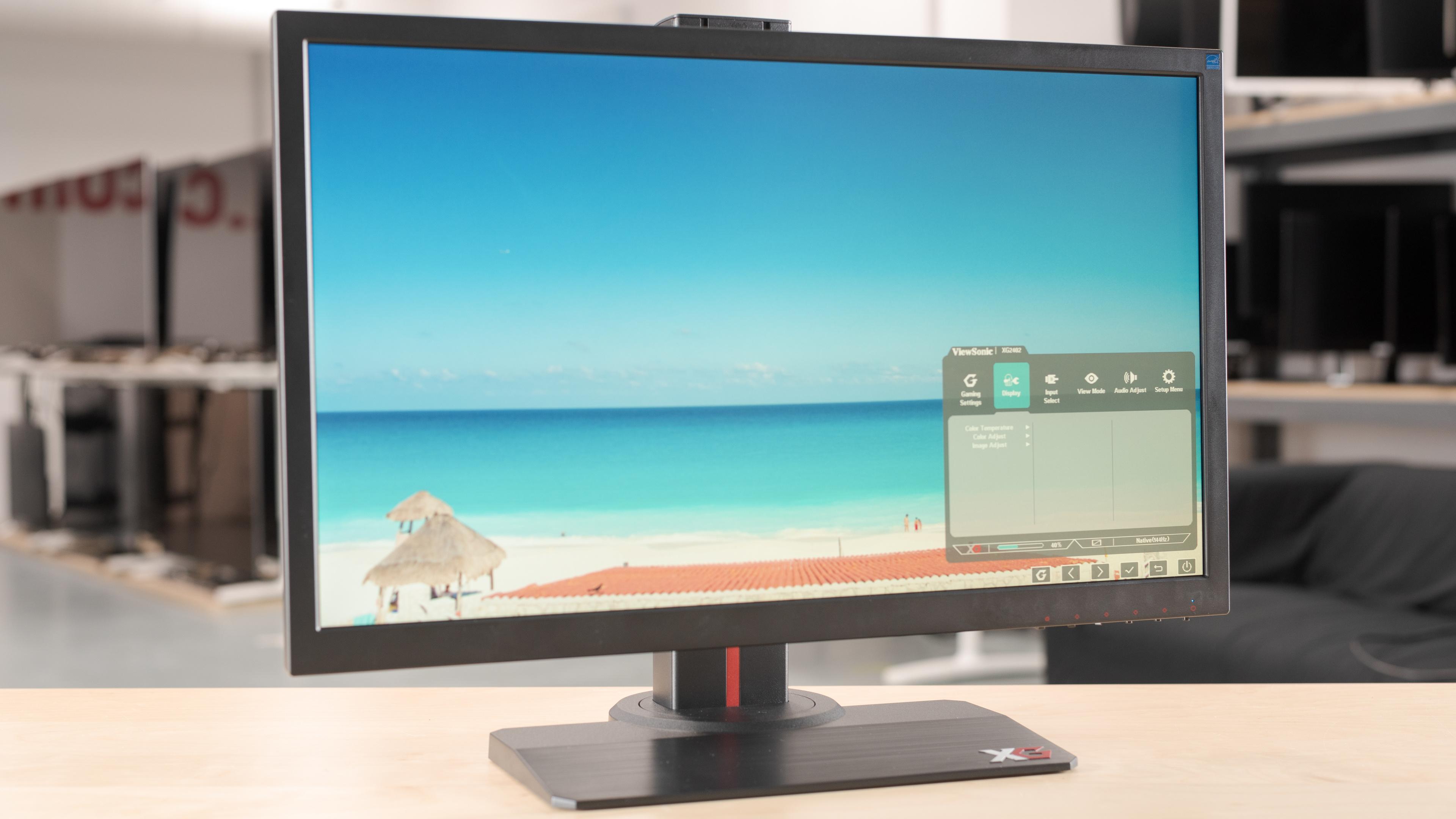 ViewSonic XG2402 Review - RTINGS com