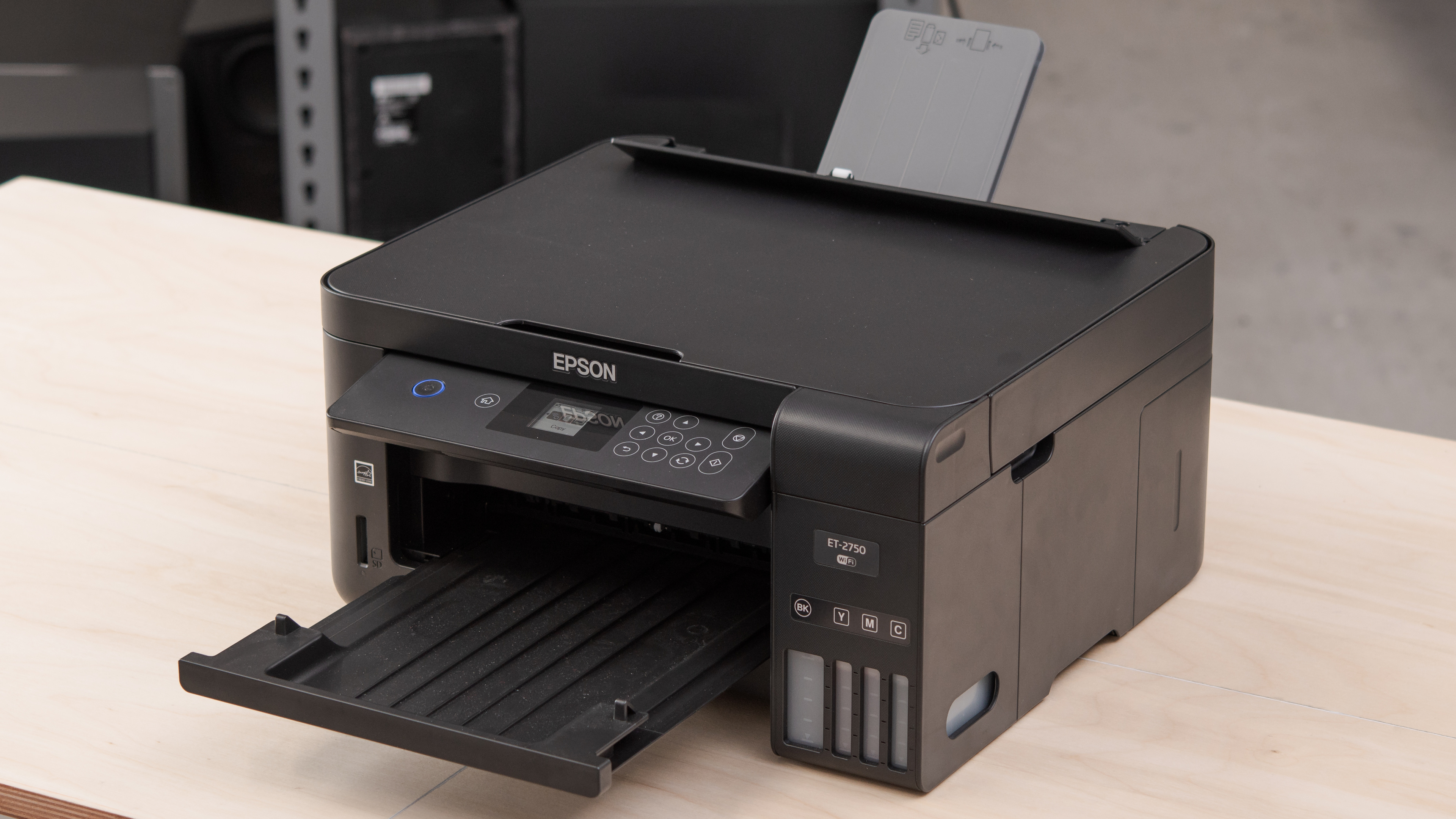 Epson Expression Et 2750 Review Rtings Com