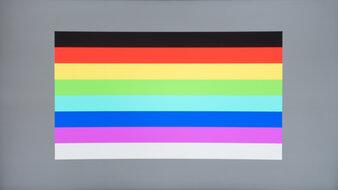 ASUS  TUF VG27VQ Color Bleed Horizontal