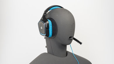 Logitech G430 Gaming Headset Angled Picture