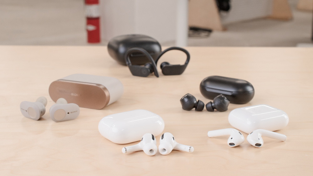 Apple Airpods Pro Truly Wireless Review Rtings Com