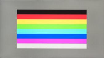 LG 32UL500-W Color Bleed Horizontal